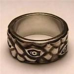 シルバーリング(指輪)