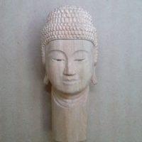 仏頭の彫り方(注意点)