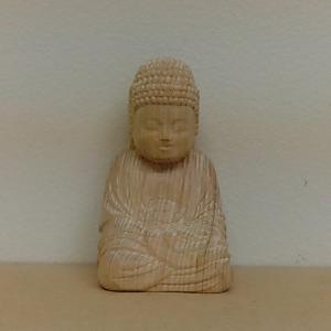 仏像の彫り方(小造り2、仕上げ)