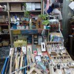 昭和25年創業 大工道具の清重商店に行く