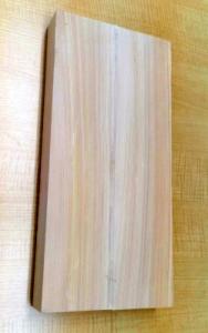 板材を用意する(舟形光背の彫り方)