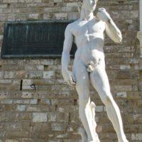 ミケランジェロのダビデ像